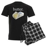 butter. Men's Dark Pajamas