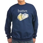 butter. Sweatshirt (dark)
