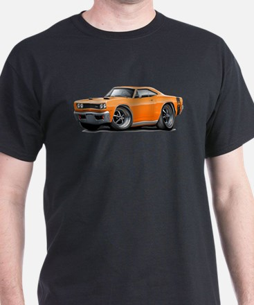 1969 Super Bee Orange Car T-Shirt