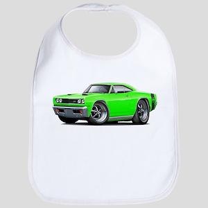 1969 Super Bee Lime Car Bib