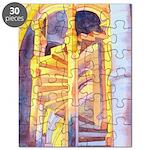 La Conciergerie Watercolor Puzzle