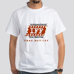 IFF URL White T-Shirt