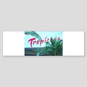 Las Vegas Tropicana Hotel Sticker (Bumper)