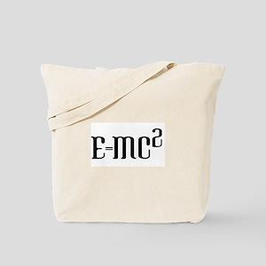 E=MC2 Tote Bag