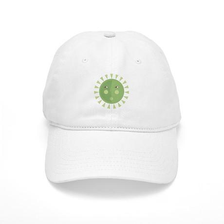 Sun, sage green - Cap