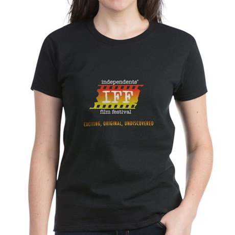 IFF Flame Women's Dark T-Shirt