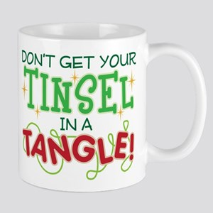 TINSEL IN A TANGLE Mug