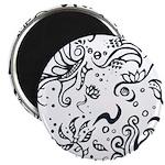 Decorative Tribal Design Magnet