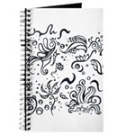 Decorative Tribal Design Journal