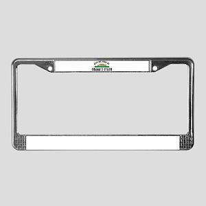 Give Me Some of Obama's Stash License Plate Frame
