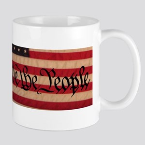 WE THE PEOPLE III Mug