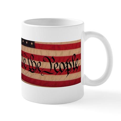 WE THE PEOPLE III Mug