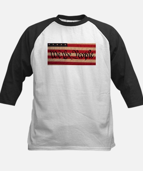WE THE PEOPLE III Kids Baseball Jersey