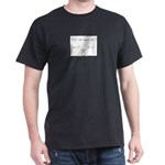 marry me Black T-Shirt