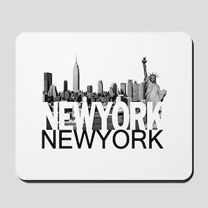New York Skyline Mousepad