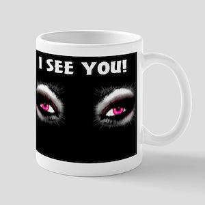 Jmcks I See You Mug