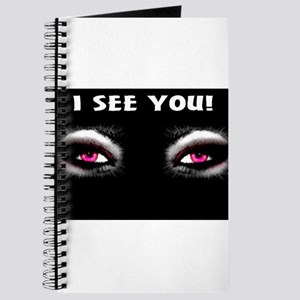 Jmcks I See You Journal