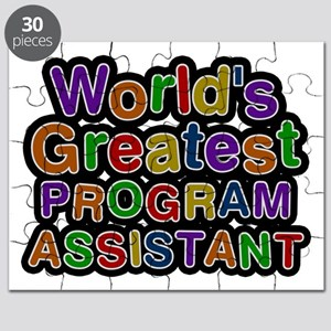 World's Greatest PROGRAM ASSISTANT Puzzle