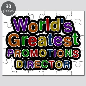 World's Greatest PROMOTIONS DIRECTOR Puzzle