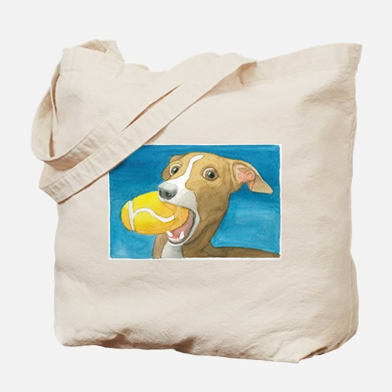 """FETCHING"" Tote Bag"