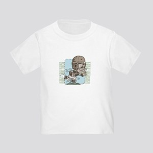 Personalizable 2 Sided Toddler T-Shirt