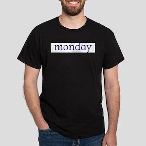 Monday Dark T-Shirt