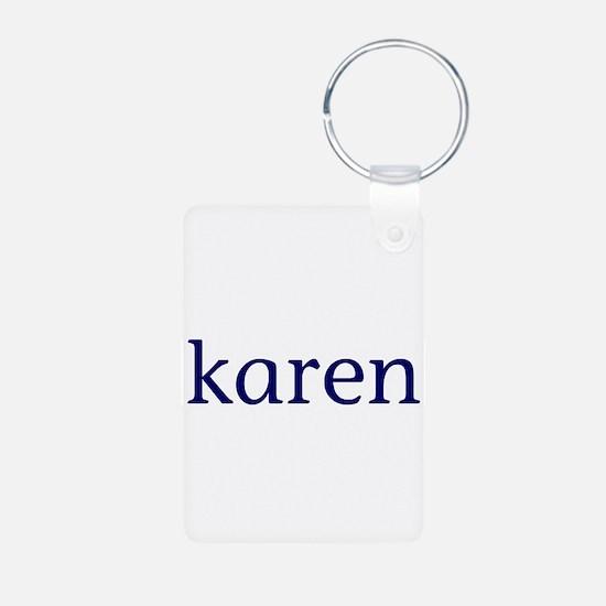 Karen Keychains