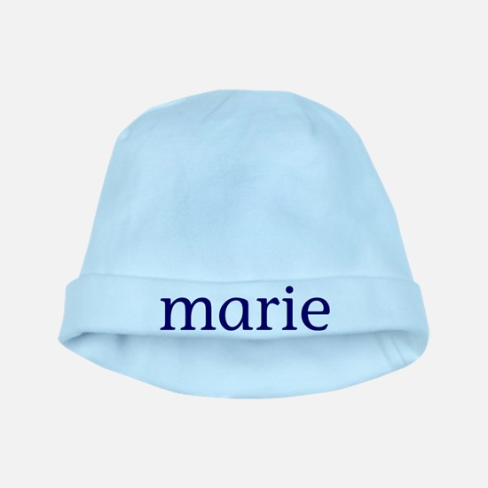 Marie baby hat