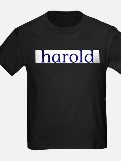 Harold T