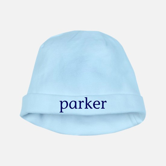 Parker baby hat