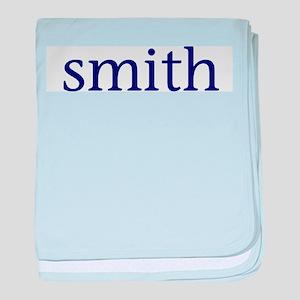 Smith baby blanket
