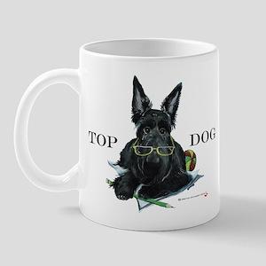 Top Dog at Work Mug