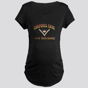 Corporal Cook Maternity Dark T-Shirt