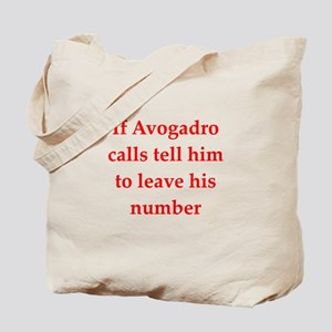 funny chemistry jokes Tote Bag