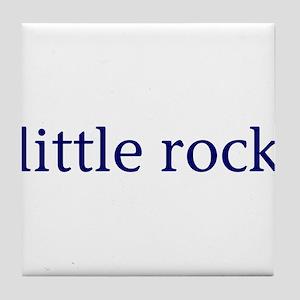 Little Rock Tile Coaster