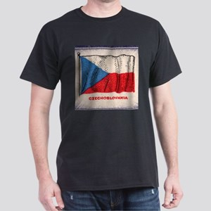 Flag of Czechoslovakia T-Shirt