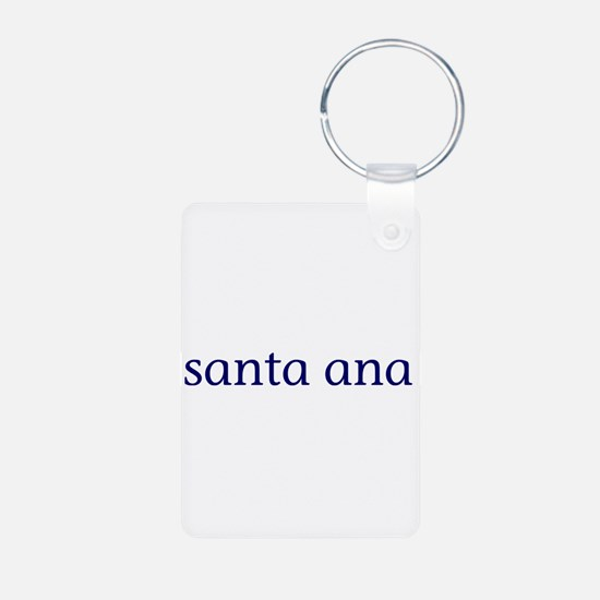 Santa Ana Keychains