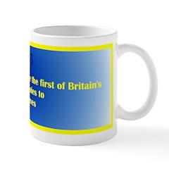 Mug: Rhode Island became the first of Britain's No
