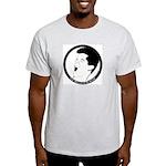 Wilhelm Ash Grey T-Shirt