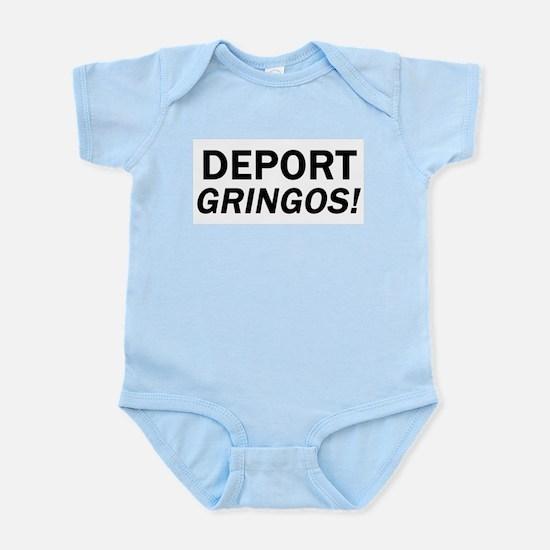 Deport Gringos Infant Creeper