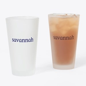 Savannah Drinking Glass