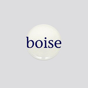 Boise Mini Button