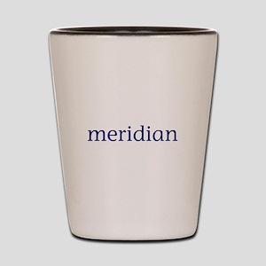 Meridian Shot Glass