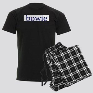 Bowie Men's Dark Pajamas
