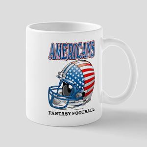 Fantasy Football - Americans Mug