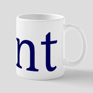 Flint Mug