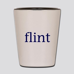 Flint Shot Glass