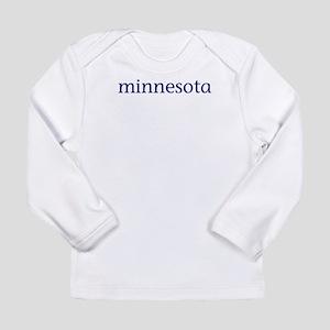 Minnesota Long Sleeve Infant T-Shirt