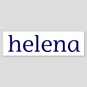 Helena Sticker (Bumper)
