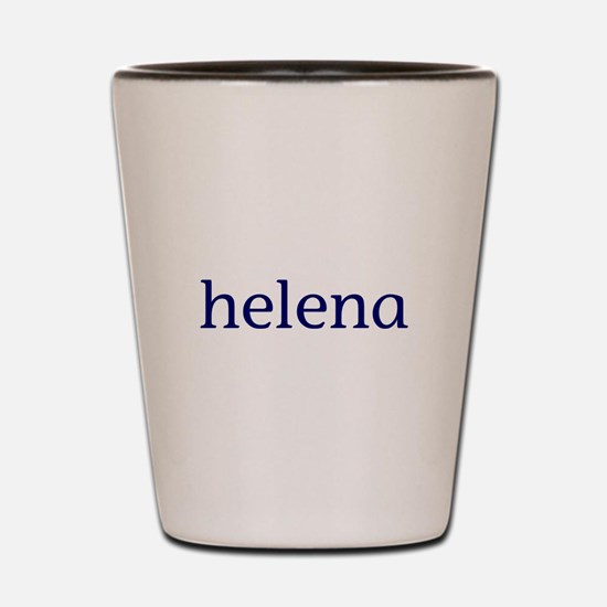 Helena Shot Glass